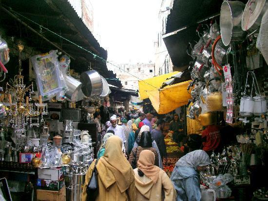 Tetuán, Marruecos: 異臭漂うメディナ