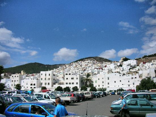 Tetuán, Marruecos: 街並みの外観は綺麗です