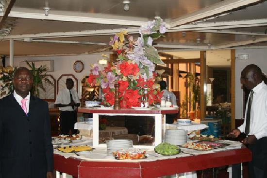 hotel gaweye restaurant