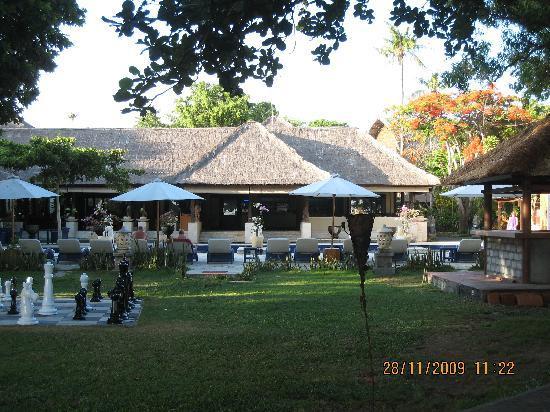 Mercure Resort Sanur: Restaurant
