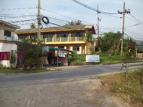 Klong Muang Inn: The Motel itself