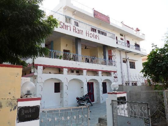 Shri Ram Heritage : The Front