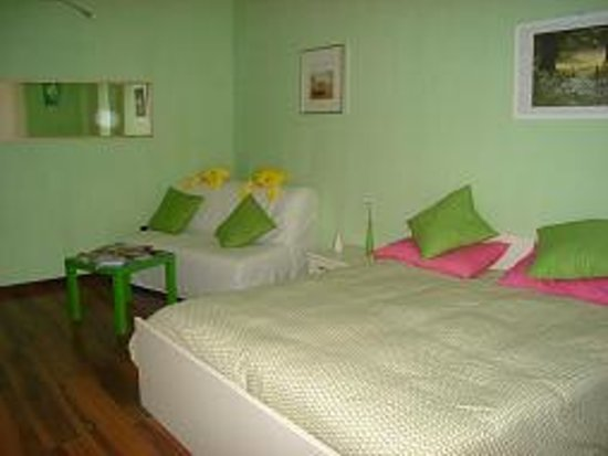 Fragolino Bed And Breakfast: habitacion-relax relax-room