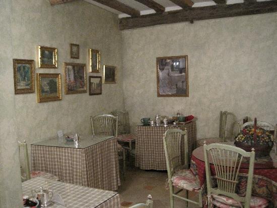 Relais Medicis : Breakfast Room