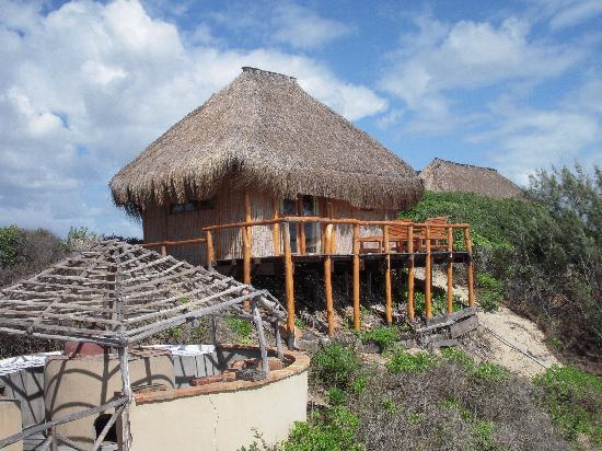 Bamboozi Beach Lodge: The Chalet with the Sea View