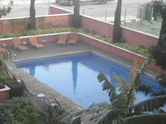 Novotel Malaga Aeropuerto : Pool
