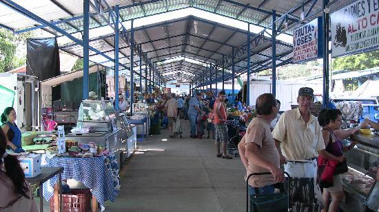 Hotel Mango Valley: Grecia Farmers Market - Fri&Sat Only.