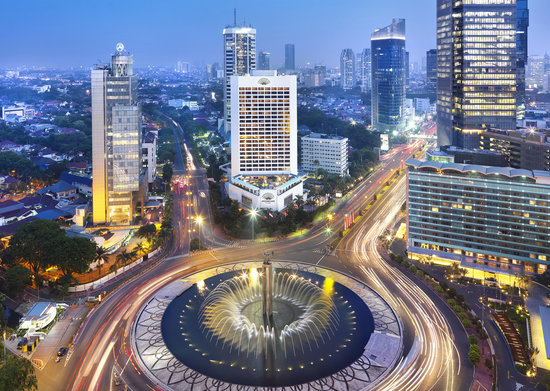 Mandarin Oriental Jakarta: Luxury hotel in the heart of Jakarta's financial & diplomatic district