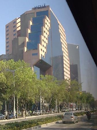 Paseo De La Reforma Df Hotel Melia