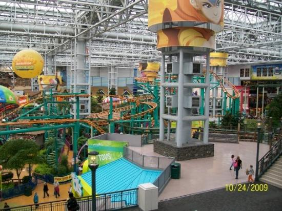 Bloomington, MN: Another part of Nickelodeon Universe