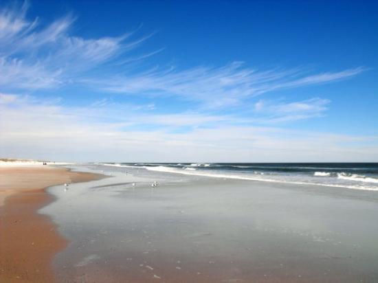 Saint Augustine Beach Floride États Unis