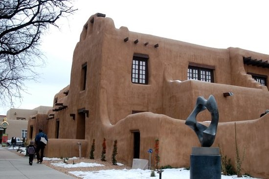 ‪New Mexico Museum of Art‬
