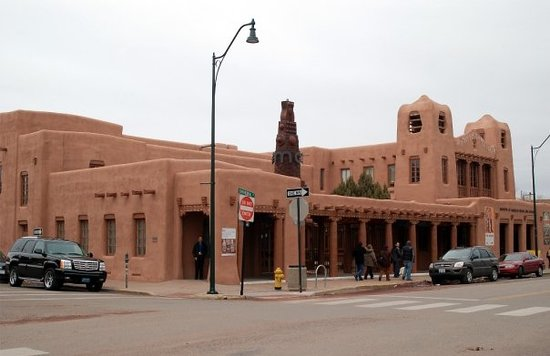 ‪Museum of Contemporary Native Arts‬