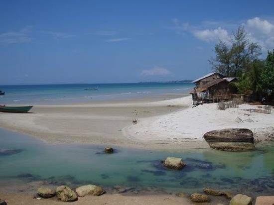 Bamboo Island, Sihanoukville, Cambodia