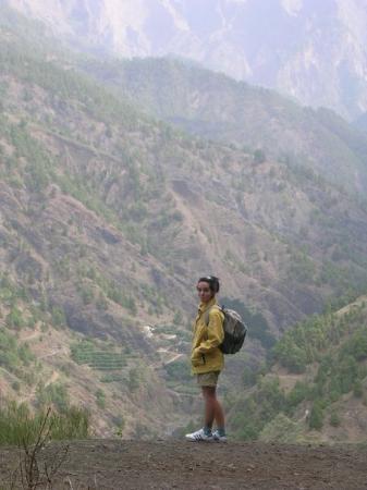 Caldera de Taburiente National Park: Caldera de Taburiente-SPC