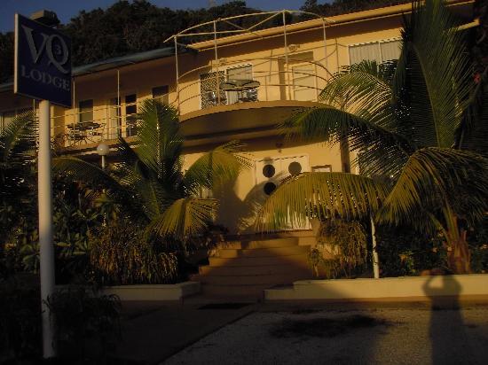 VQ3 Lodge: Facciata
