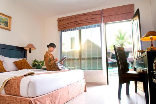 Comfort Hotel & Resort Tanjung Pinang: Bungalow Room