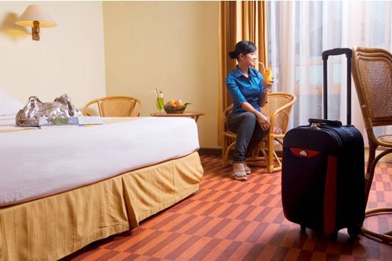 Comfort Hotel & Resort Tanjung Pinang: Deluxe Room