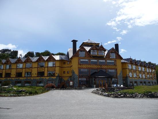 Hotel Los Yamanas Yámanas Ushuaia Argentina