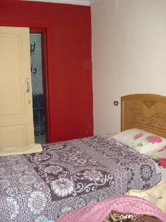 Mandarin Hostel: Our Room
