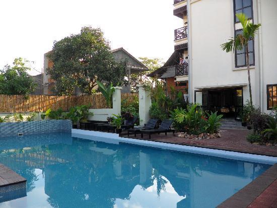 The Kool Hotel: pool view1