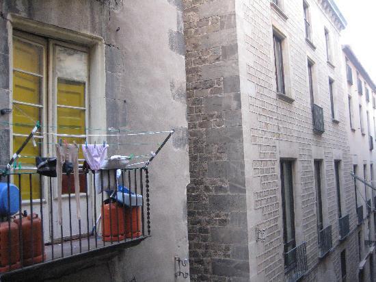 Apartamentos Barcelona Nextdoor: Vistas