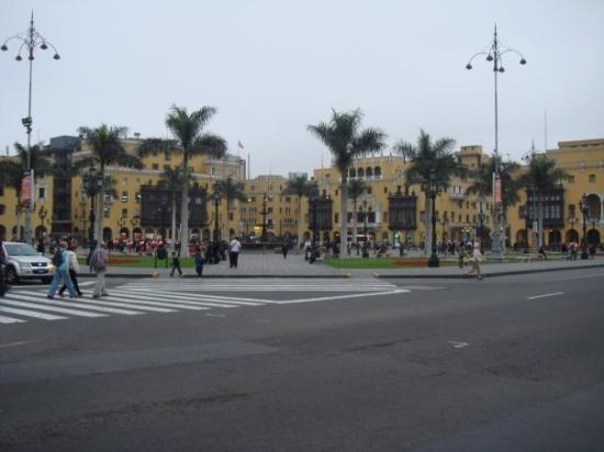 Hotels Near Plaza De Armas Lima Peru