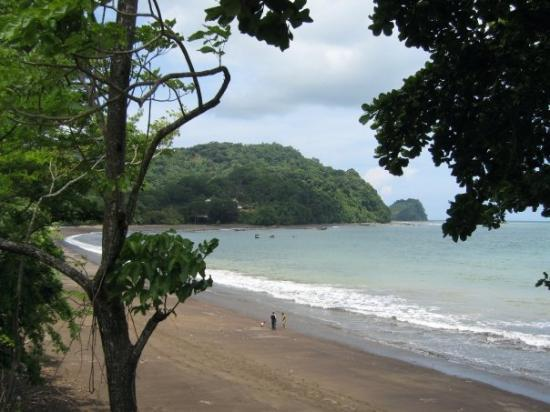 San Jose, Costa Rica: Beach in San Manuel National Park