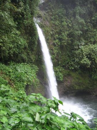 San Jose, Costa Rica: Waterfall