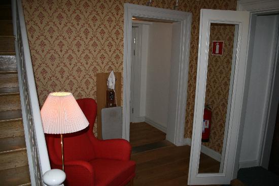 Yxtaholm Slott: Interior Foyer (North Building)