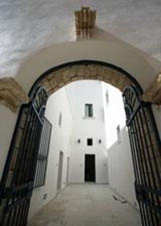 Hotel Vico Regio: Ingresso Laterale