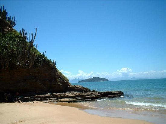 بوزادا إلانجا بوزيوس: Playa Tartaruga a 160m de la Pousada