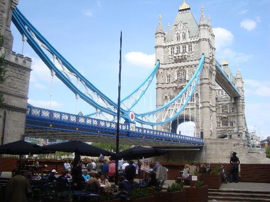 Londres, UK: Tower Bridge