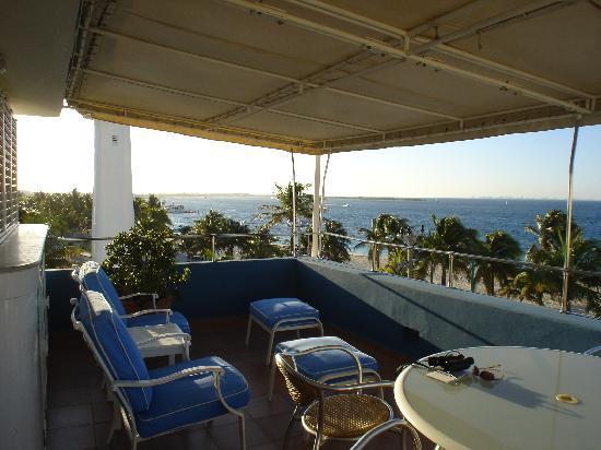 Color de Verano Village Apartments: Color de Verano view from balcony