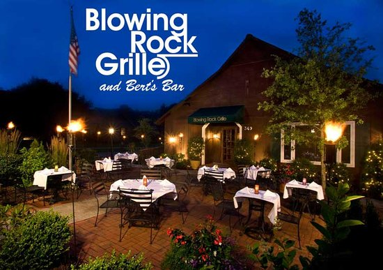 The Blowing Rock Grille