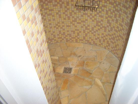 Vital & Wellnesshotel zum Kurfuersten: Dusche