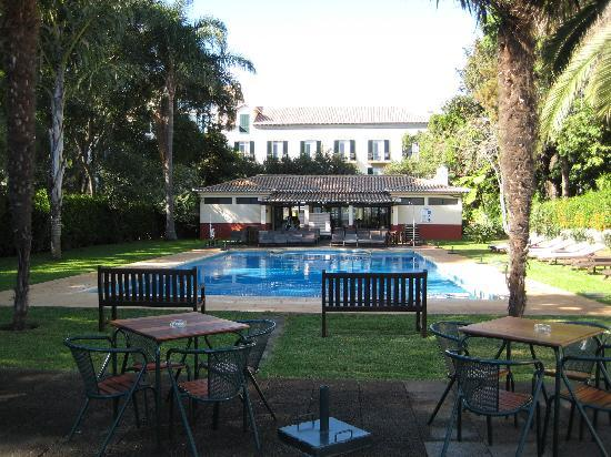 Quinta da Bela Vista: The swimming pool