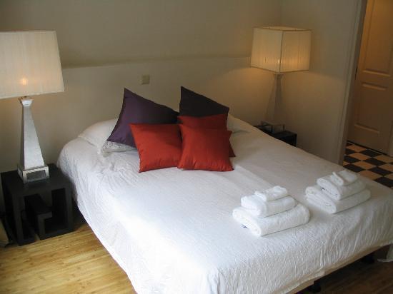 Maes B & B: dormitorio