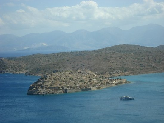 Kokkini Hani, Greece: Spinalonga personally