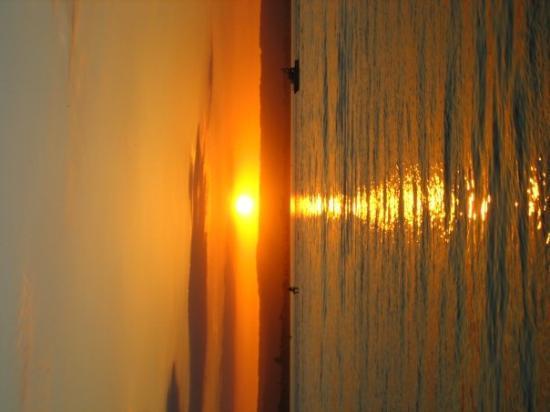 Papamoa, นิวซีแลนด์: another sunset.