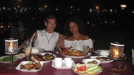Sundara: jimbaran sea food
