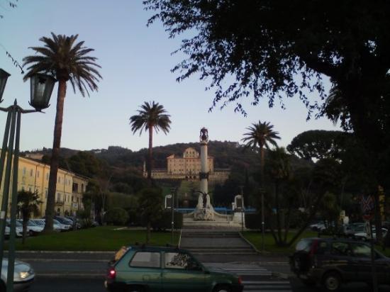 Frascati: villa Aldobrandini