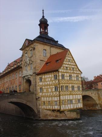 Bamberg Altstadt: Rathaus