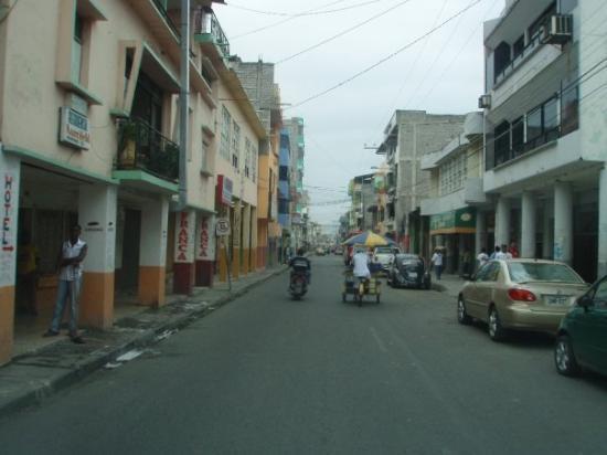 Calle Sucre, Esmeraldas