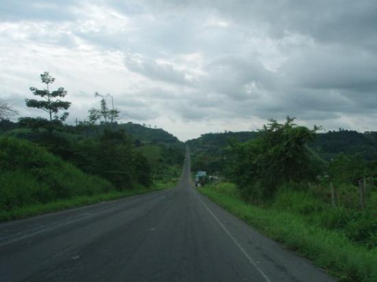 Carretera de Esmeraldas