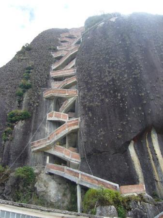 Piedra El Penol Picture Of Piedra Del Penol Guatape