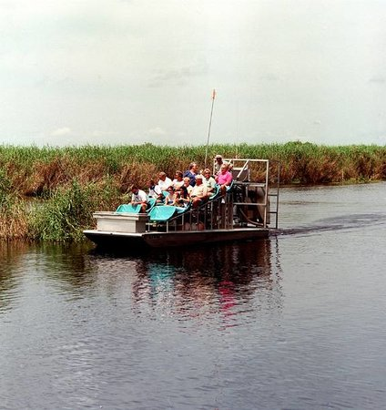 Loxahatchee Everglades Airboat Tours
