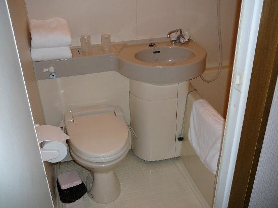 Bathroom Picture Of Hotel Asia Center Of Japan Minato