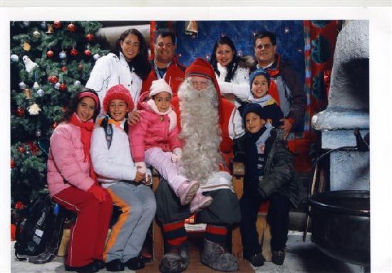 Santa Claus Village: toda la familia con Santa Claus
