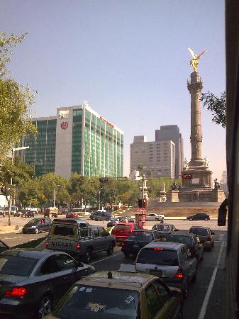 Monumento a los Heroes de la Independencia : Mexico Angel de la Independencia